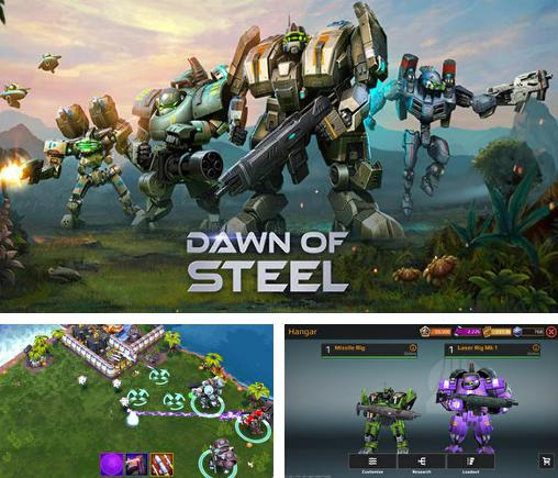 In addition to the game Star snatch for Android phones and tablets, you can also download Dawn of steel for free.
