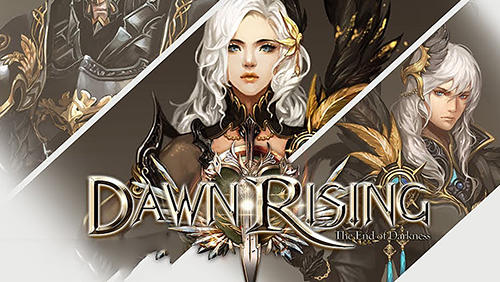 Dawn rising: The end of darkness poster