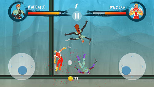 Screenshots do Dawosa: Paper warriors - Perigoso para tablet e celular Android.