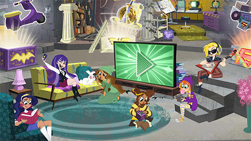 Screenshots von Winx club: The mystery of the abyss für Android-Tablet, Smartphone.