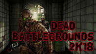 Dead battlegrounds: 2K18 walking zombie shooting APK
