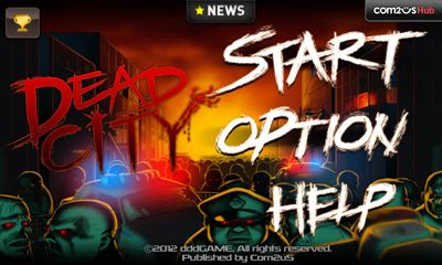 Download Dead City Android free game.