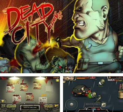 In addition to the game Motoheroz for Android phones and tablets, you can also download Dead City for free.