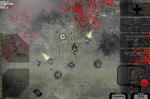 Screenshots von Dead colony für Android-Tablet, Smartphone.