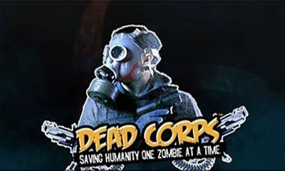 Dead Corps Zombie Assault poster