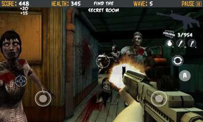 Download Dead Corps Zombie Assault Android free game.
