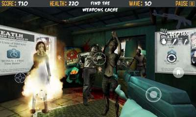 Get full version of Android apk app Dead Corps Zombie Assault for tablet and phone.