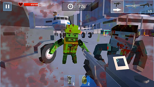 Screenshots von Dead in the box für Android-Tablet, Smartphone.