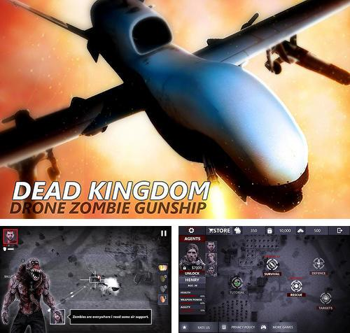 Dead kingdom: Death survival and zombie shooting