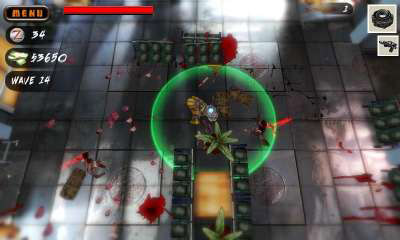 Dead on Arrival screenshot 1