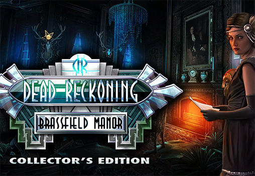 Dead reckoning: Brassfield manor. Collector's edition poster