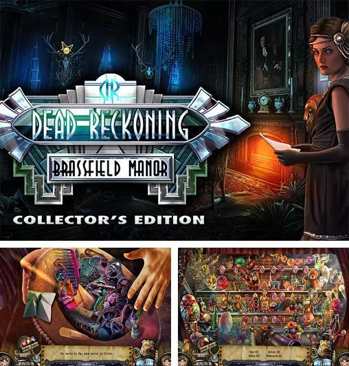 En plus du jeu Univers d'ombre  pour téléphones et tablettes Android, vous pouvez aussi télécharger gratuitement Point estimé: Propriété Brassfield. Edition de collection, Dead reckoning: Brassfield manor. Collector's edition.