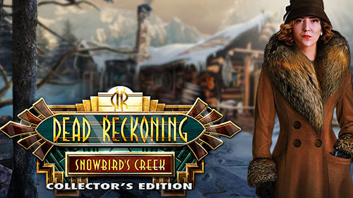 Dead reckoning: Snowbird's creek. Collector's edition poster
