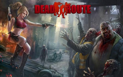Dead route poster