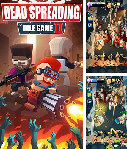 Dead spreading: Idle game 2