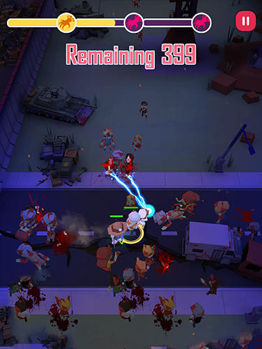 Dead spreading: Saving screenshot 2