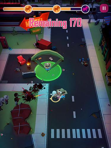 Dead spreading: Saving screenshot 3