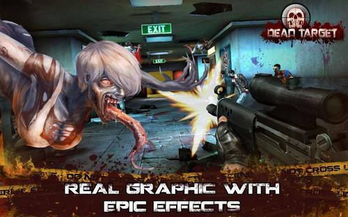 redemption code for dead target for android