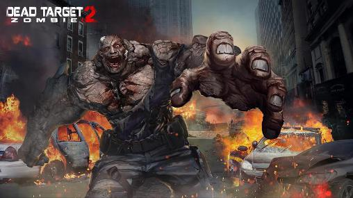 Dead target: Zombie 2 poster