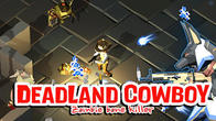 Deadland cowboy: Zombie bone killer APK