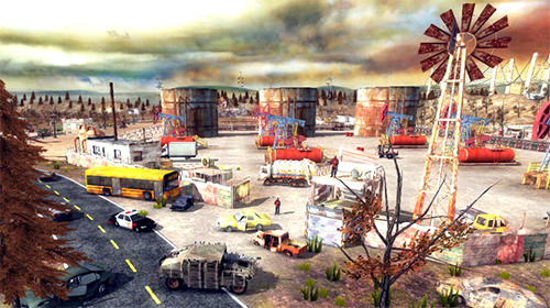 Deadlands road 2: Mad zombies cleaner screenshot 3