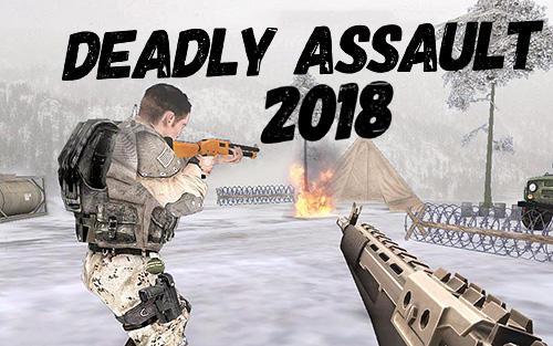 Deadly assault 2018: Winter mountain battleground обложка