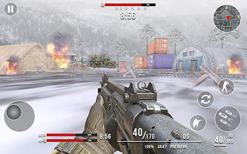 Скачати Deadly assault 2018: Winter mountain battleground на Андроїд безкоштовно.