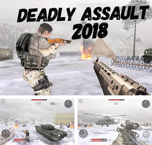 In addition to the game Old west: Sandboxed western for Android phones and tablets, you can also download Deadly assault 2018: Winter mountain battleground for free.