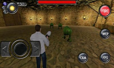 Deadly Chambers screenshot 5