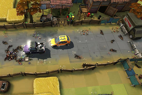 Screenshots von Deadly convoy für Android-Tablet, Smartphone.