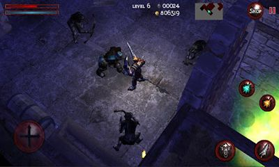 Download Deadly Dungeon Android free game.