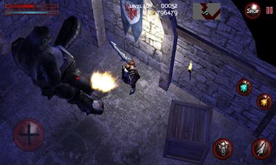 Screenshots of the Deadly Dungeon for Android tablet, phone.