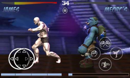 Deadly fight screenshot 3