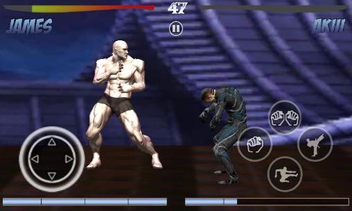 Screenshots do Deadly fight - Perigoso para tablet e celular Android.