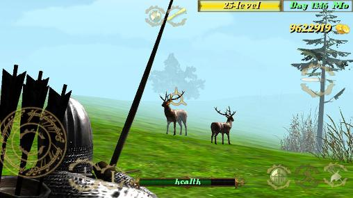 Геймплей Deadly medieval arena для Android телефону.