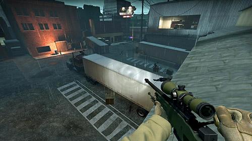 Death city: Zombie invasion mod