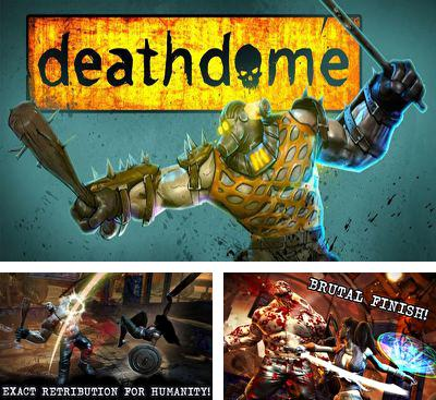 In addition to the game Blood & Glory for Android phones and tablets, you can also download Death Dome for free.