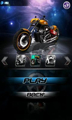 Screenshots do Death Moto - Perigoso para tablet e celular Android.
