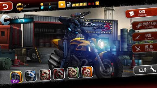 Death moto 3 screenshot 1