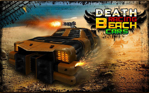 Death race: Beach racing cars обложка