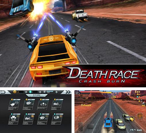 Death race: Crash burn