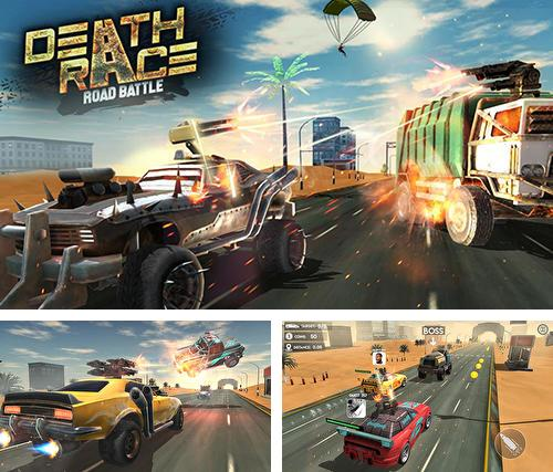 Death race: Road battle