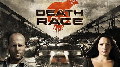 Death race: The game poster