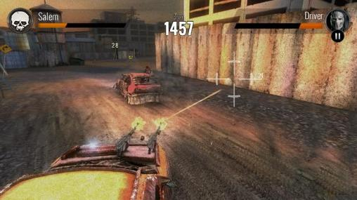 Screenshots von Death race: The game für Android-Tablet, Smartphone.