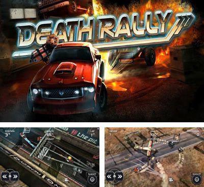 In addition to the game Guerrilla Bob for Android phones and tablets, you can also download Death Rally Free for free.