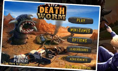 Download Death Worm Android free game.