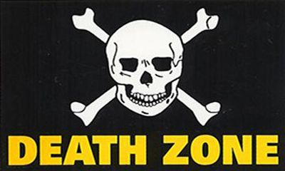 Death Zone poster