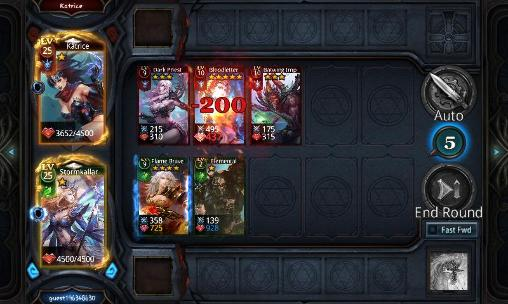 Screenshots von Deck heroes für Android-Tablet, Smartphone.