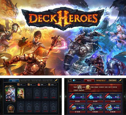 In addition to the game Deck heroes for Android, you can download other free Android games for Highscreen Pure F.
