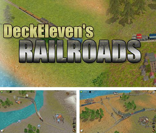 In addition to the game The terminal for Android phones and tablets, you can also download Deckeleven's railroads for free.